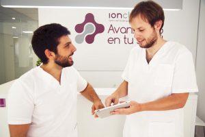 Servicios IONCLINICS - Centro de Fisitoerapia y Medicina del Deporte