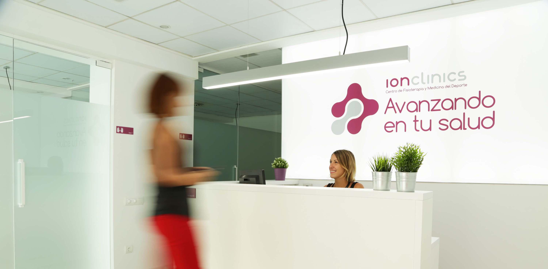clinica ionclinics centro de fisioterapia y medicina del deporte