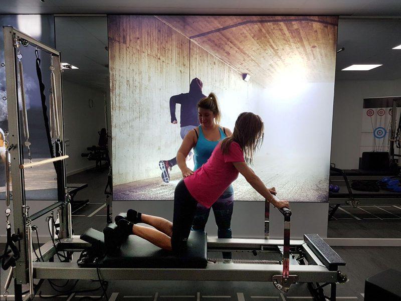pilates studio ionclinics servicio