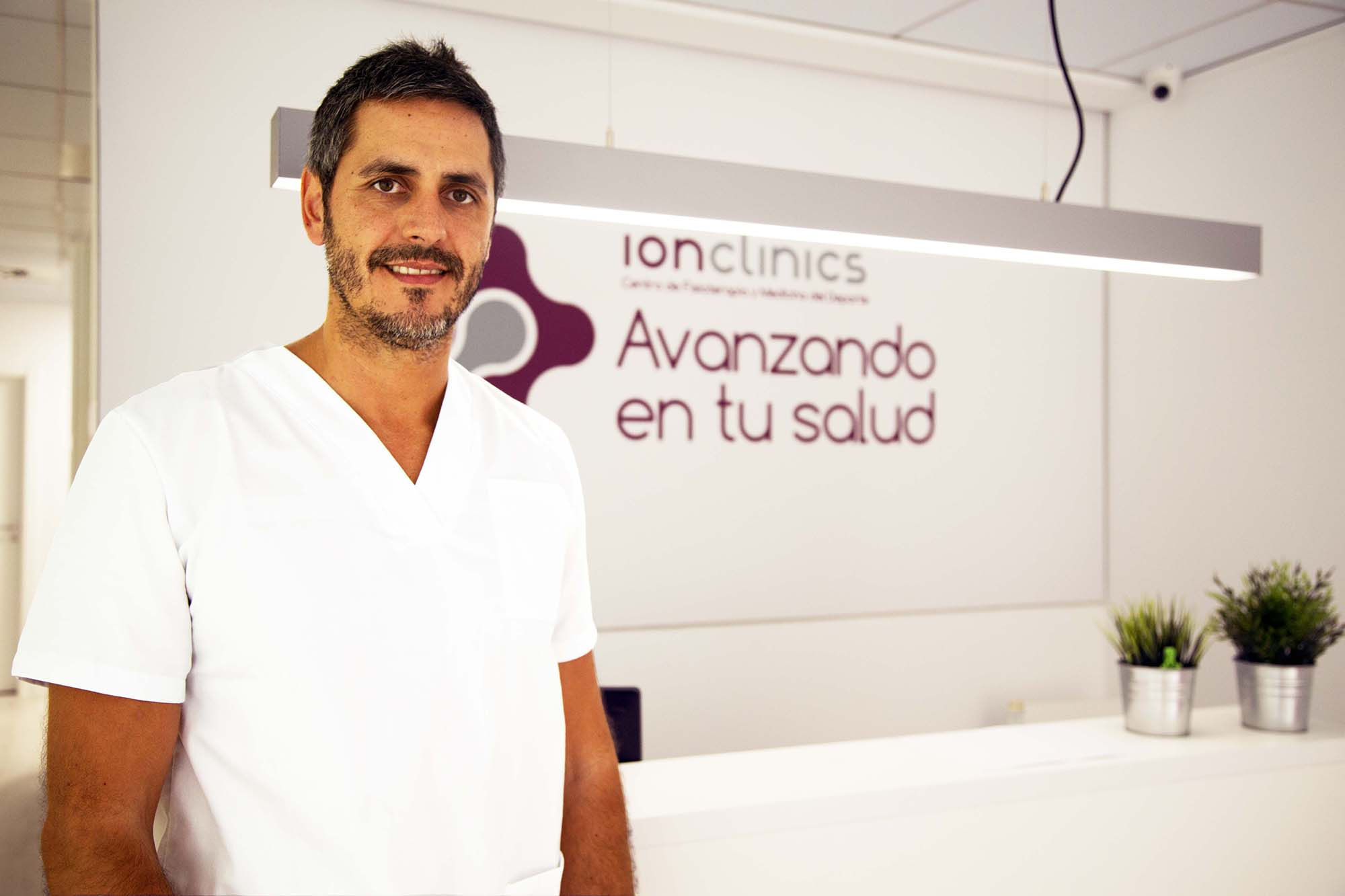 Javier Herraiz Garvin fisioterapeuta IONCLINICS