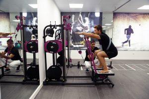 ejercicio terapeutico reeducacion funcional ionclinics
