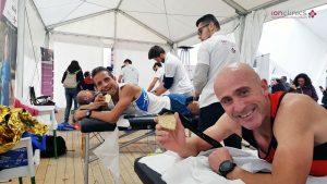 Maratón de Valencia 2017 Clínica Ionclinics
