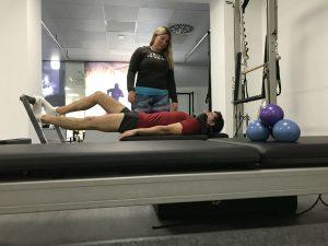 Pilates en Ionclinics Centro de Fisioterapia y Medicina del Deporte