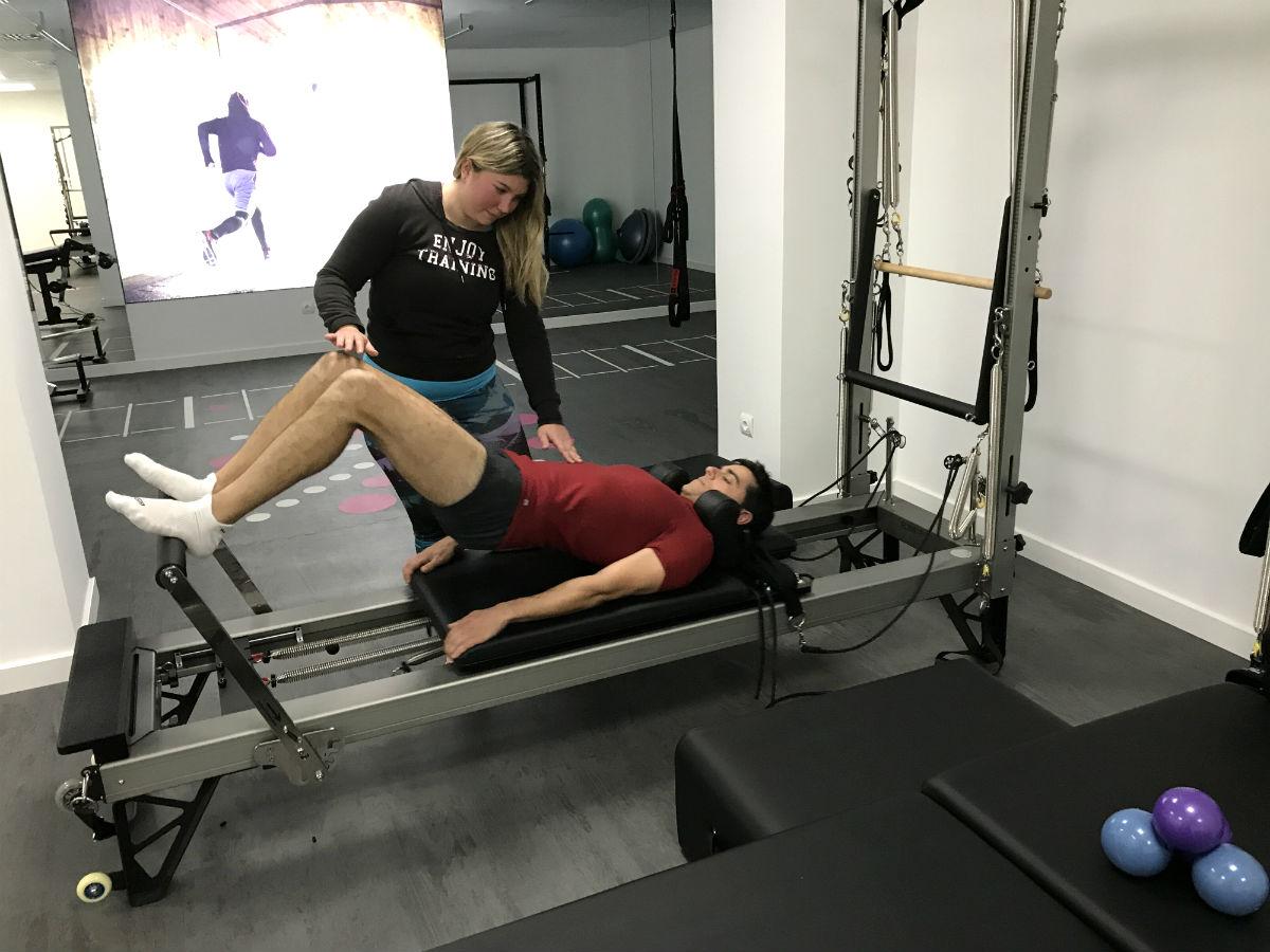 Pilates en la Clínica Ionclinics