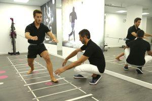 Recuperación lesión deportiva