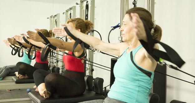 Pilates Reformer Ionclinics Clinica