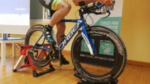 biomecánica prevención lesiones ciclista