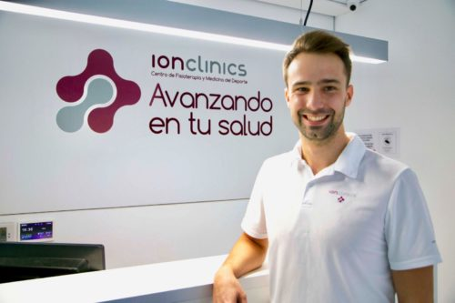 Fisioterapeuta Ignacio Coscolla ClinicaIonclinics