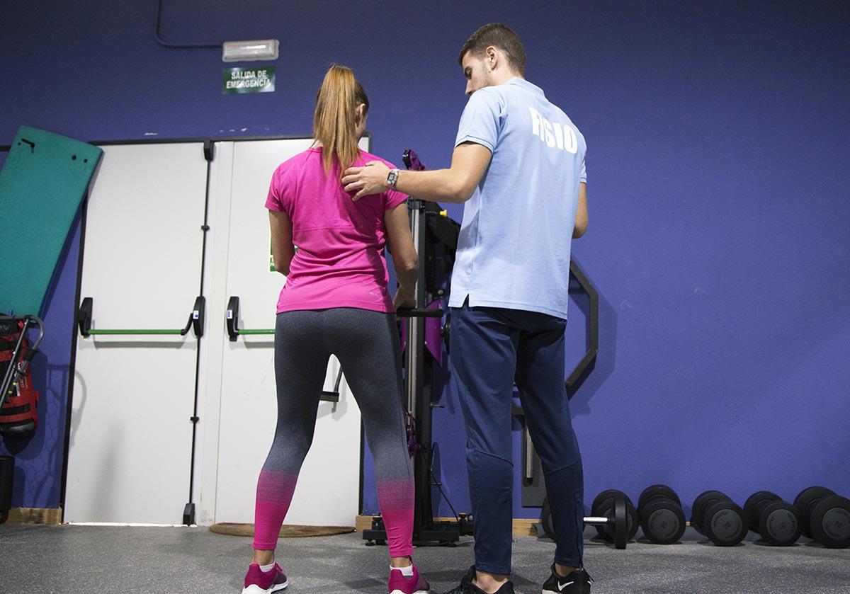 servicio de fisioterapia en Valencia