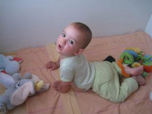 Fisioterapia Pediátrica del desarrollo