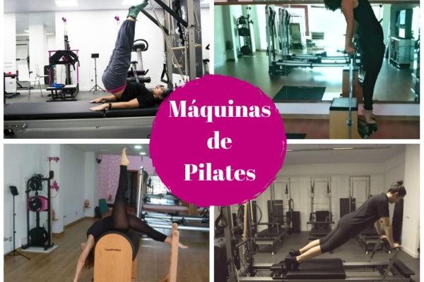 máquinas de Pilates