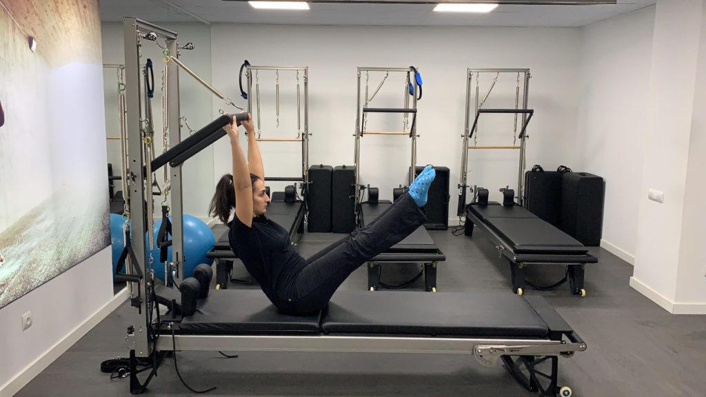 Repiración en Pilates Clínica Ionclinics